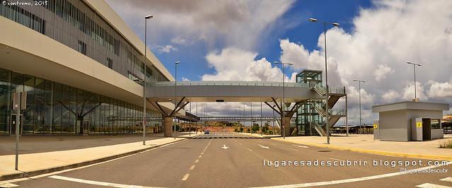 Aeropuerto Central / Madrid Sur / Don Quijote (Ciudad Real, España)