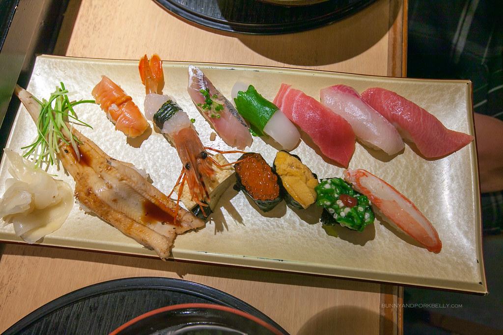 Tsukiji Fish Market | Sushi Zanmai| Tokyo, Japan