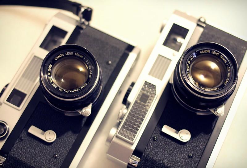 Canon 7 & Canon 7s