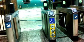 LA Subway gateway