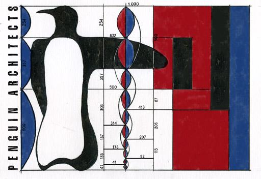 Penguin architects logo