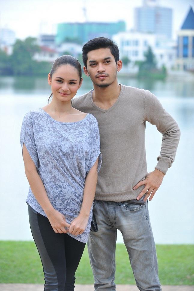 Izara Aishah dan Aeril Zafrel bergandingan dalam telemovie 'Cinta Mat Semperit'
