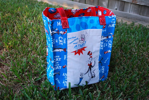 Dr. Seuss Jane Market Bag