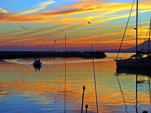 sunset españa paisajes night atardecer mar andalucia costadelsol puestadesol marbella puertopesquero natureplus natureandpeopleinnature flickrsfinestimages1 pwpartlycloudy