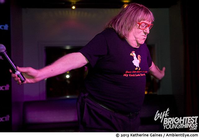 Bruce Vilanch at Cobalt