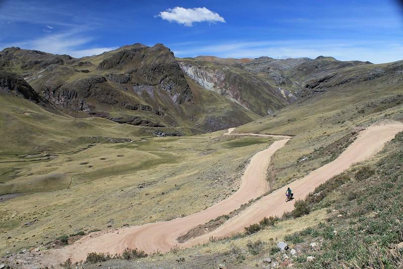 Descending to Huancavelica