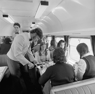 Train Service c.1970's