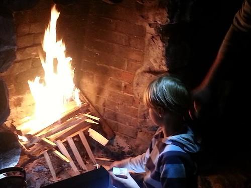 First Fires - 4