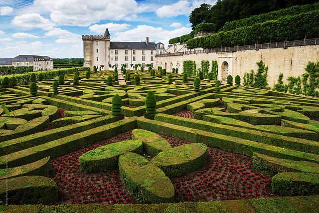 Ch teau et jardins de villandry flickr photo sharing for Jardin villandry