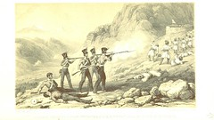 """British Library digitised image from page 8 of """"Narrative of the late victorious campaign in Affghanistan, under General Pollock. With recollections of seven years' service in India. Second edition"""""""