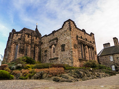 Edinburgh Castle Grounds