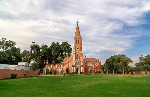 Cathedral - Church Multan