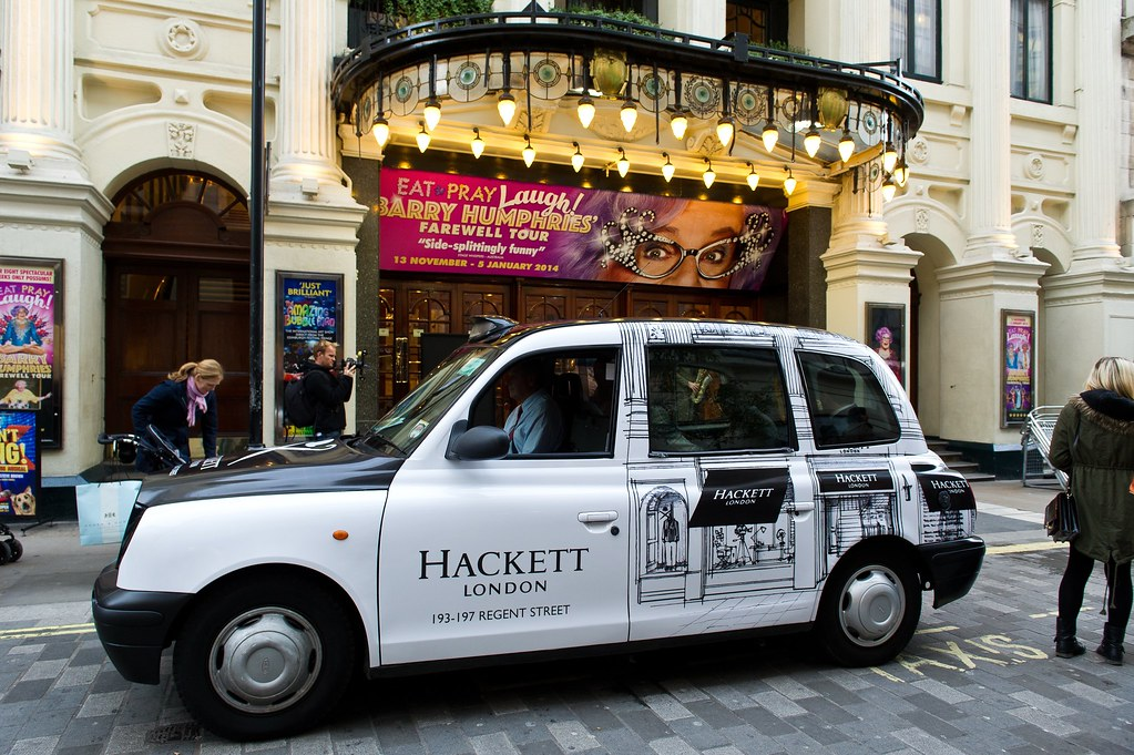 hackett-london