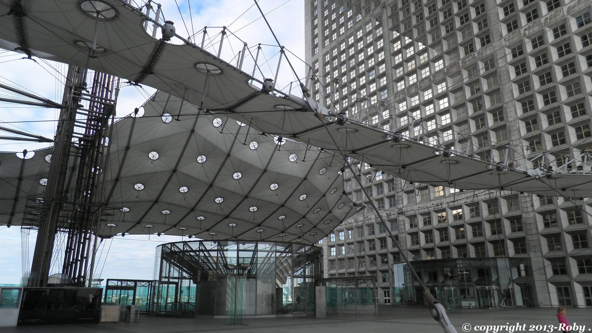 la grande Arche -la defense Paris 2013 (40)