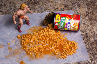 Every Time He-Man Tries to Cook