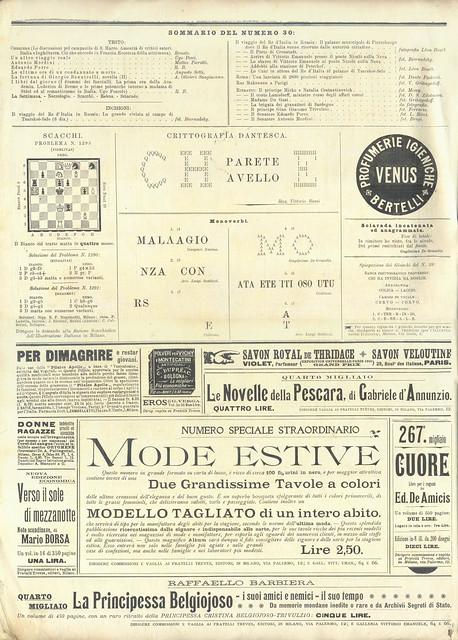 L'Illustrazione Italiana, Nº 30, 27 Julho 1902 - 1