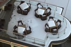 Snow tablecloths