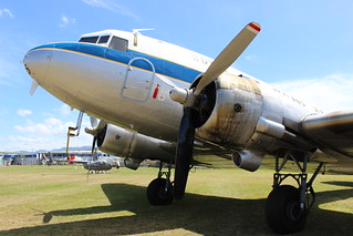 Fly DC3 Broken : (