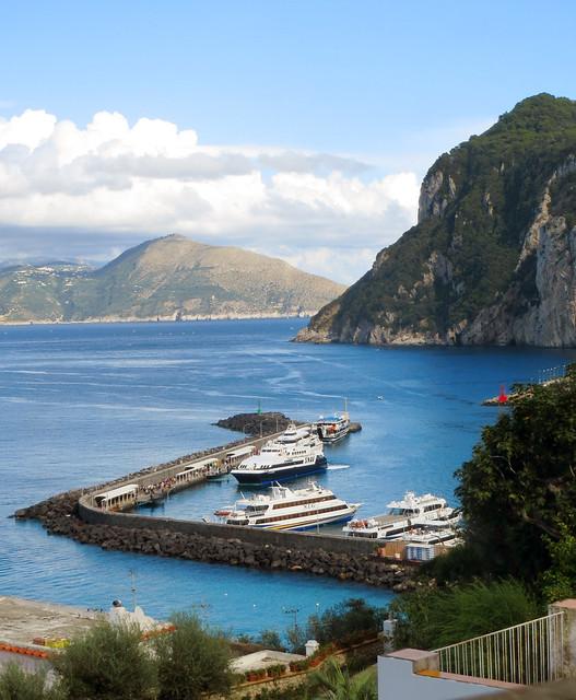 Capri Scenery