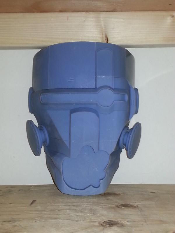 Unlimited Run - Star Trek 2009 Cop Mask Kits from 3D Printed Master