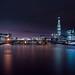 London night by Daniel Viñe fotografia