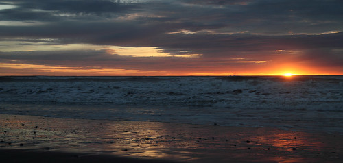 Hokitika Beach Sunset_13-05-06_0056