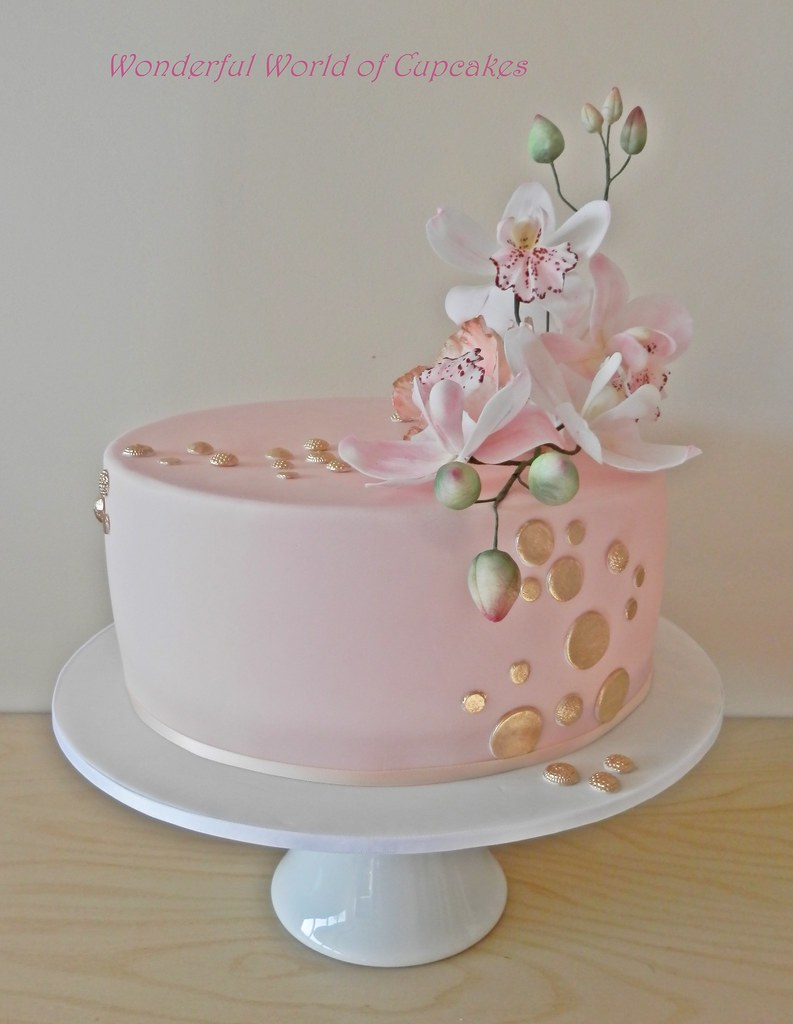 Happy Birthday On Cake Board