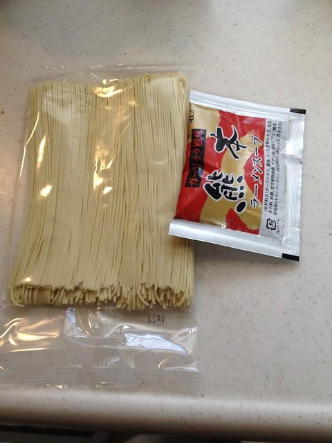 熊本 ガーリックとんこつラーメン!