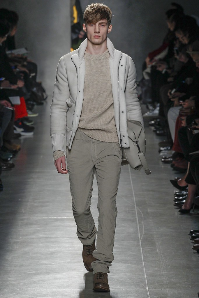 FW14 Milan Bottega Veneta029_Michael Lange(VOGUE)