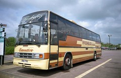Ffoshelig Coaches, Carmarthen