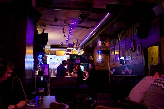 Ain't Nothin' But ... Blues Bar