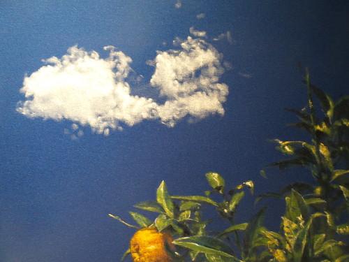 Nuvola e arancia di Yasoko Sugiyama by Ylbert Durishti