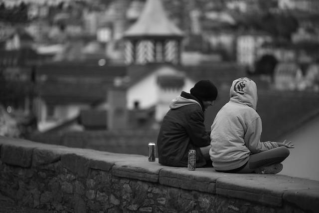 Talking on the edge in Zurich