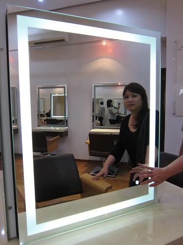 Piandre's magic mirror