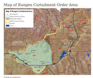 Rangen Curtailment