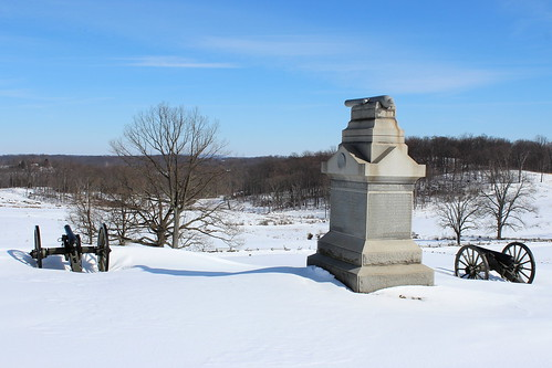 Gettysburg, 1st Pennsylvania Light Artillery, Battery B
