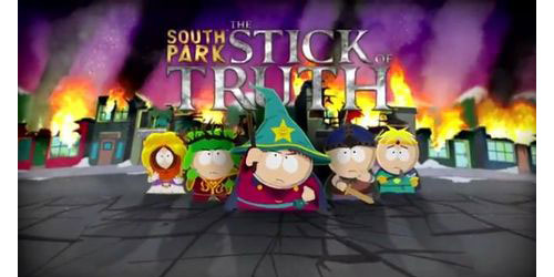 South Park The Stick of Truth - The Timmy Express