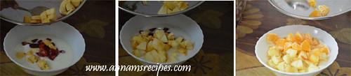 Mixed Fruit Lassi