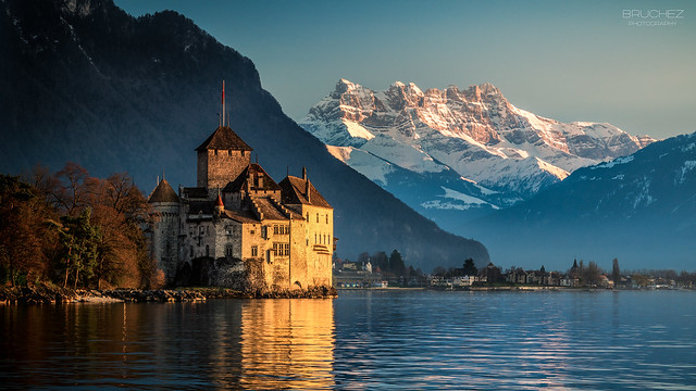 Chateau de Chillon