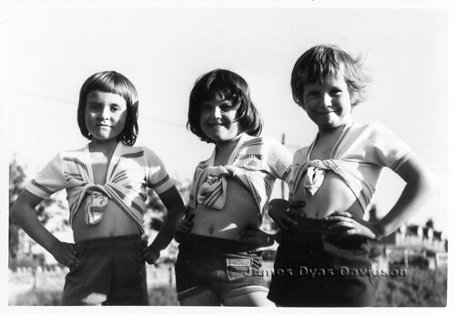 3 Girls, late 1970s by James_at_Slack