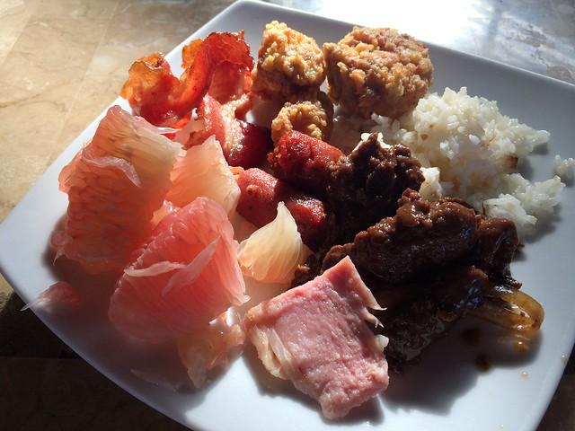 Breakfast #2 - Boracay Regency