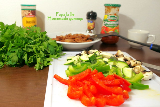 Orez cu legume si carne de curcan (5)