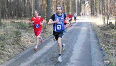 V jarních Opatovicích nejrychleji běželi Václav Bitala a Jana Žaludková