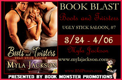 TOUR BUTTON - Boots and Twisters Tour_MylaJackson