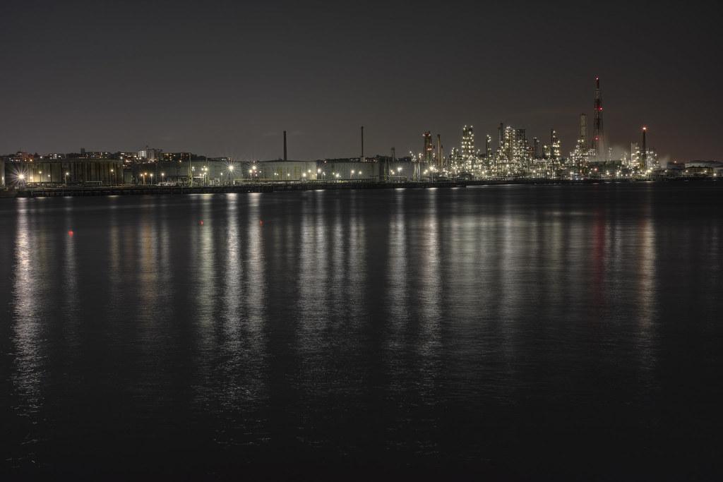 根岸 工場 2014