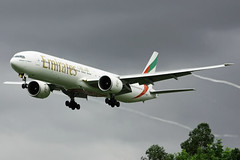 Emirates Airline 777-300ER