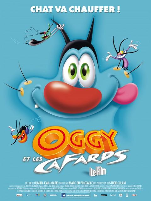 Phim Mèo Oggy Và Những Chú Gián Tinh Nghịch - Oggy And The Cockroaches: The Movie Aka Oggy Et Les Cafards