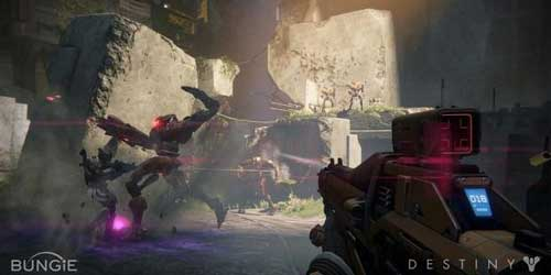 Destiny will run at 1080p on Xbox One, but not the beta version