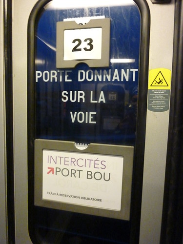 SNCF Intercites to Port Bou