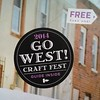 The @gridmagazine #gowestcraftfest guide is out! Pick up a free copy at VIX or anywhere GRID is found!